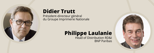 Didier Trutt et Philippe Laulanie